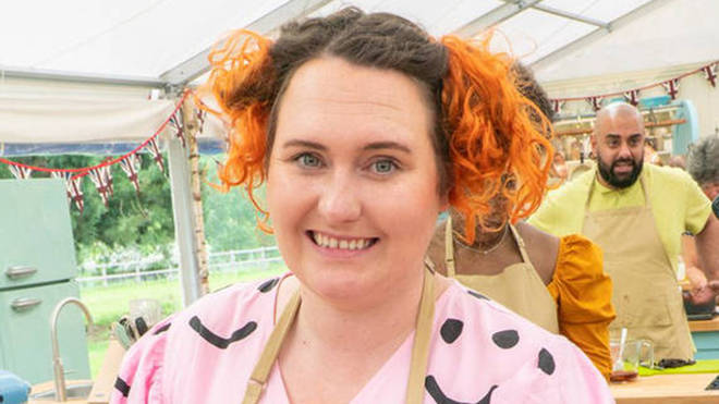 Great British Bake Off contestant Lizzie believes flavour is more important than the look