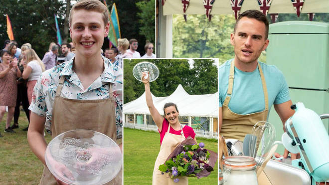 Here's what the winners of the Great British Bake Off get
