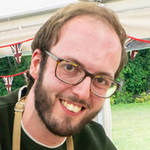 Great British Bake Off contestant Tom has been labelled the 'Midnight Baker' by his mum - Channel 4