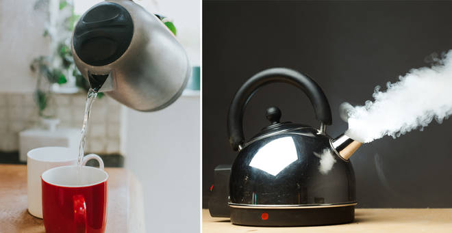 Kettles aren't commonly used in America (stock images)