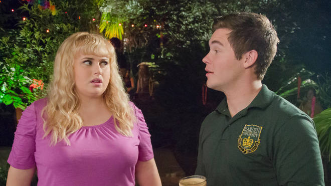 Adam Devine is reprising his role as Bumper in the Pitch Perfect spin off