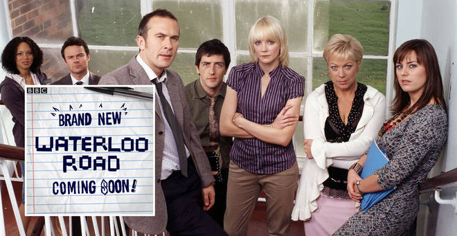 Waterloo Road is coming back to the BBC