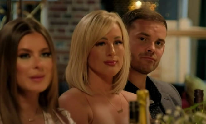 Married at First Sight viewers are convinced Morag and Luke wrote the letter to Franky
