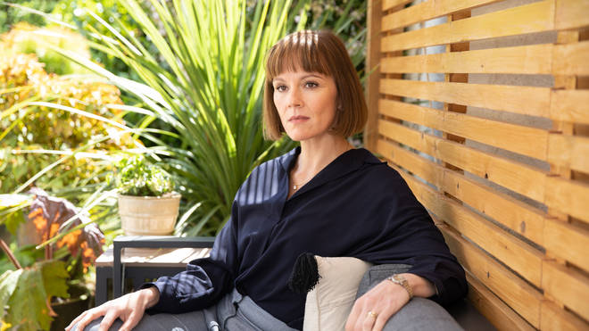 Rachael Stirling as Helen in Hollington Drive