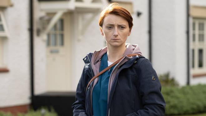 Jodie Mcnee as Jean in Hollington Drive