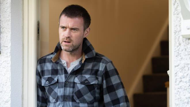 Jonas Armstrong as Gareth in Hollington Drive