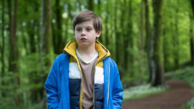 Fraser Holmes as Ben in Hollington Drive