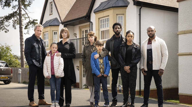 Hollington Drive is airing on ITV this month
