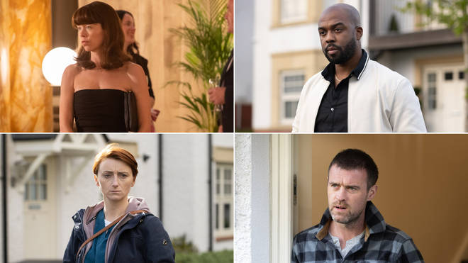 See the full cast of ITV's Hollington Drive
