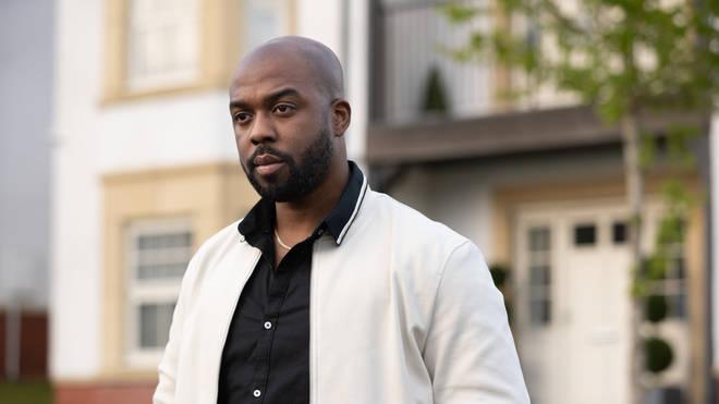 Ken Nwosu as Eddie in Hollington Drive