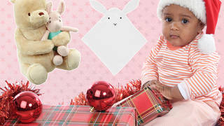 Check out these gift ideas suitable for babies aged from 0-12 months
