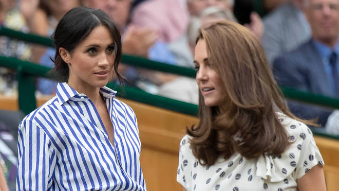 Image result for kate and meghan