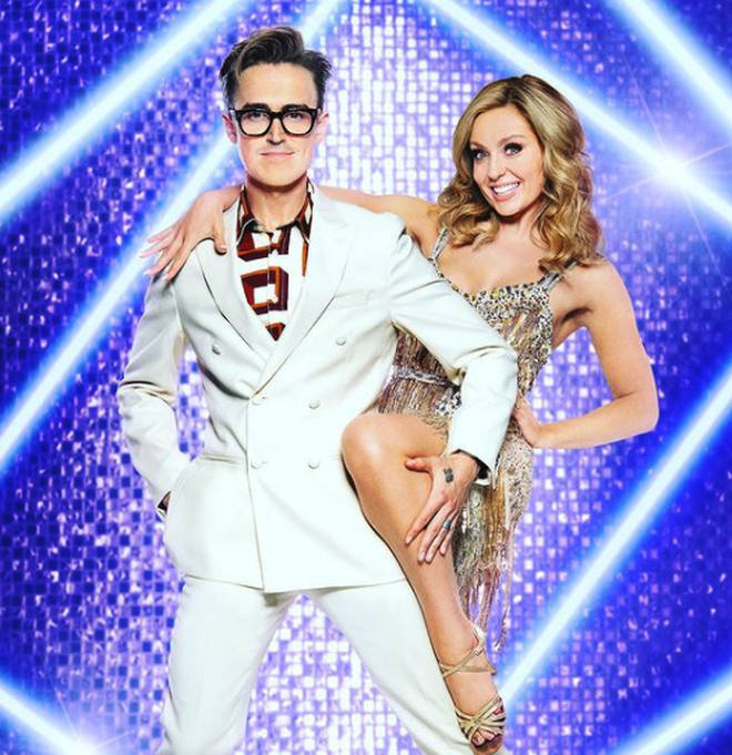 Tom Fletcher and Amy Dowden have had to pull out of Strictly