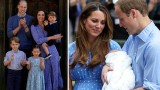 Could Prince George, Princess Charlotte and Prince Louis be welcoming another sibling soon?