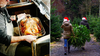 Brits may have to face a shortage of food and festive decoration this Christmas