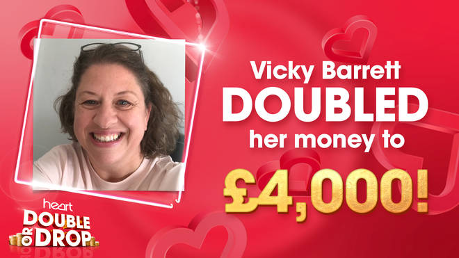 Vicky doubles her money to £4,000