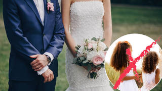 A woman has said she can't afford her sister's wedding