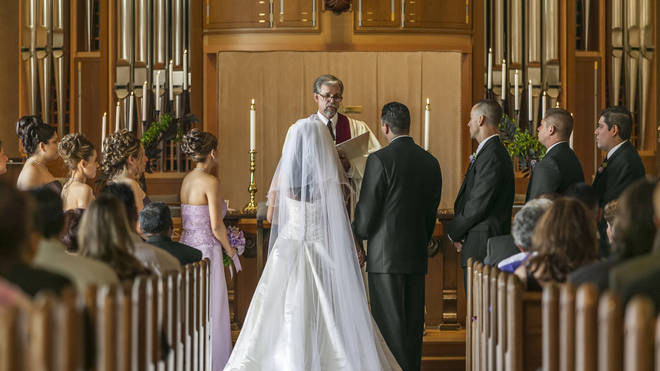 Reddit users have blasted the bride for her 'selfish' behaviour