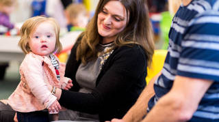 Down Syndrome Cheshire is one of the small charities supported by Global's Make Some Noise