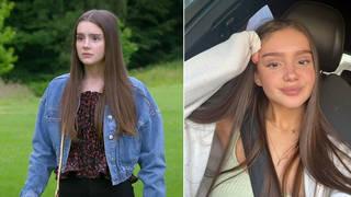 Katie Hill plays Sarah Sugden in Emmerdale