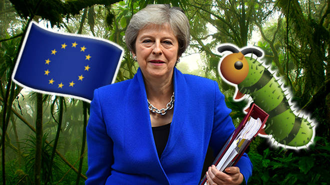Teresa May's live Brexit debate could clash with the I'm A Celeb final
