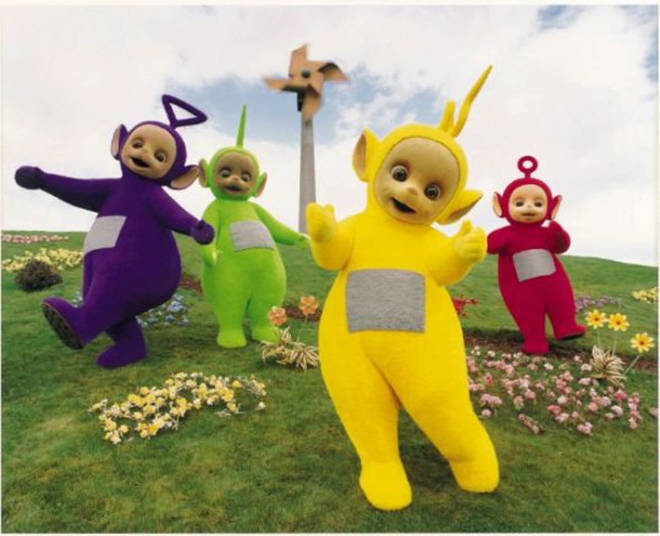 The Teletubbies first aired in 1997