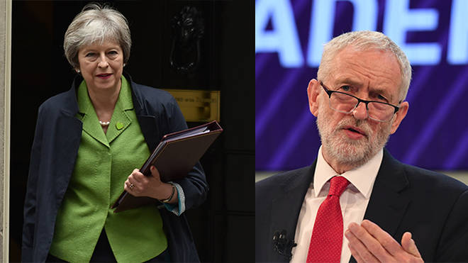 Theresa May will be debating Jeremy Corbyn over her Brexit plan