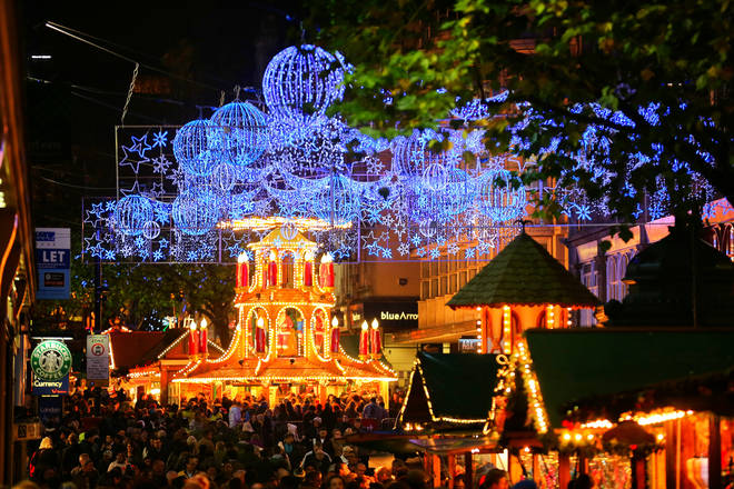 Birmingham's Christmas Festival is not one to miss, especially this year