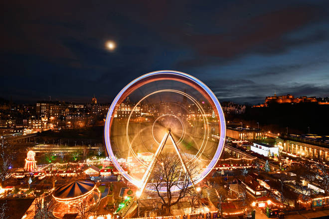Edinburgh is planning a huge comeback after a year without a Christmas Market