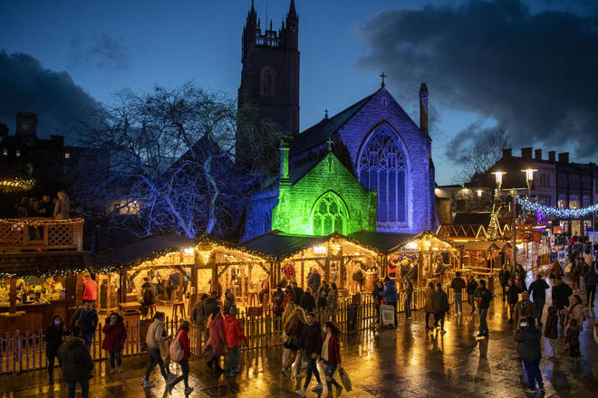 Cardiff are yet to announce which stalls will be at their market, but expect plenty of fashion, home, food and drinks