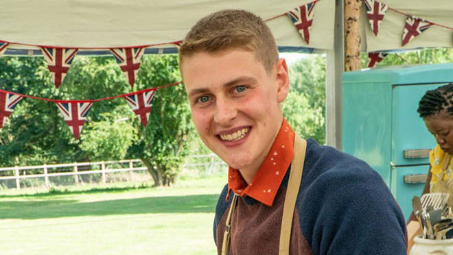 Peter Sawkins won the Bake Off in 2020