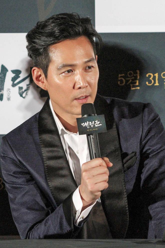 Lee Jung-jae plays Gi-hun