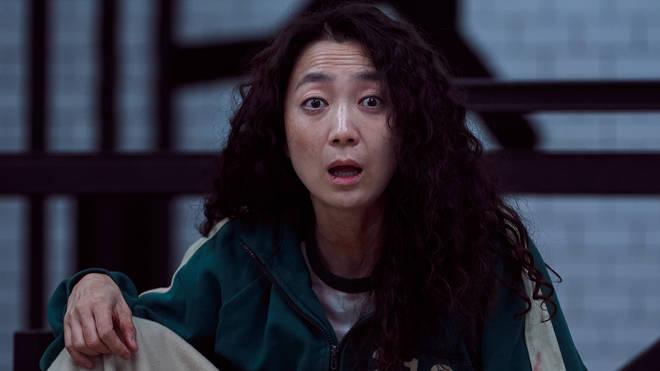 Kim Joo-ryung plays Mi-nyeo