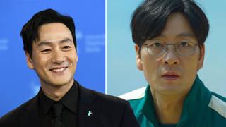 Park Hae-soo plays Sang Woo in Squid Game