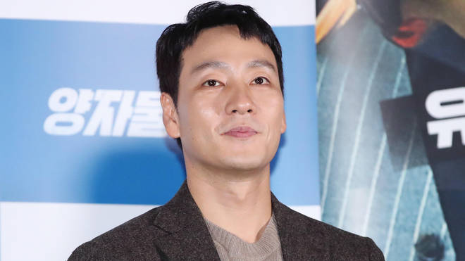 Who Plays Sang Woo In Squid Game Heart