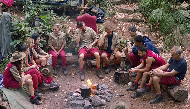 Much of what you see in the I'm A Celeb camp is artificial or has been rearranged