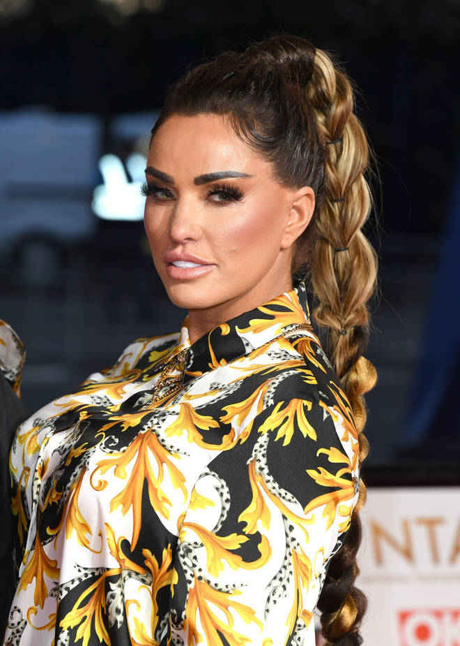Katie Price was reportedly arrested after crashing her car this week