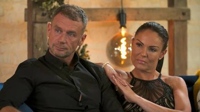 Franky and Marilyse were matched on MAFS UK