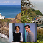 The Long Call was filmed in North Devon
