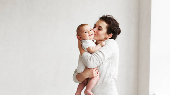 The mum has her heart set on the name Nimród (stock image)