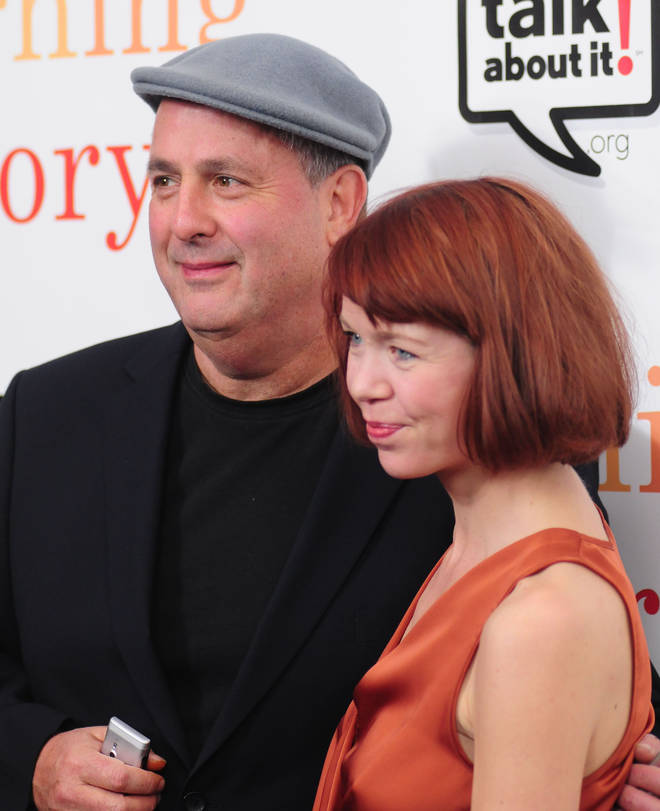 Anna Martin Maxwell and Roger Michell were married for 18 years