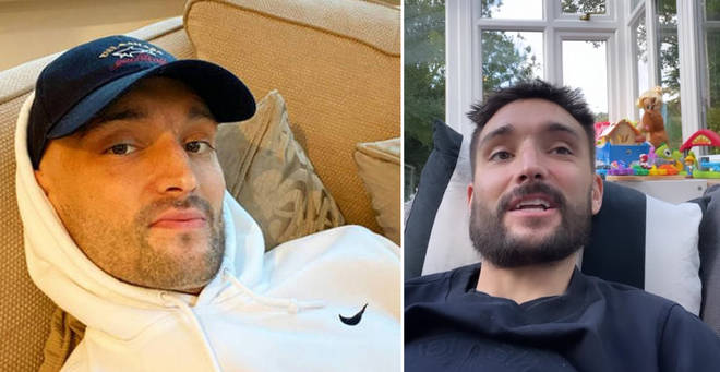 Tom Parker has spoken of his fears that he'll miss his hospital appointment amid the petrol shortage