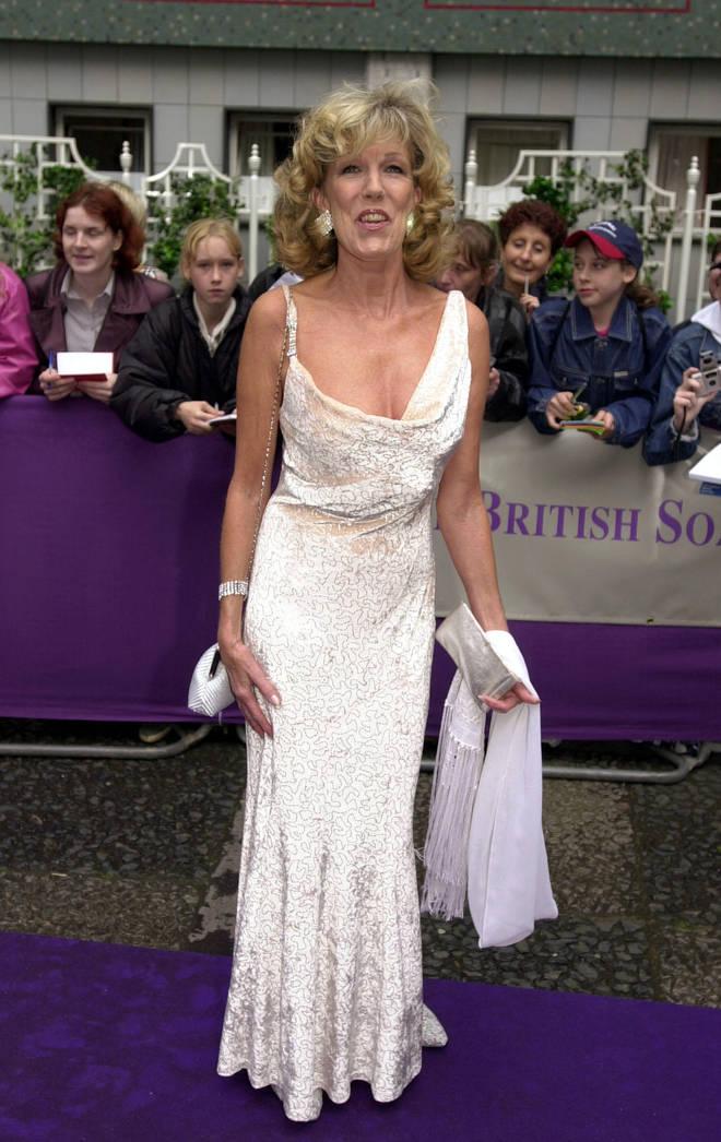Sue Nicholls has been on Coronation Street since 1979