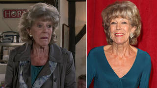 Sue Nicholls has played Audrey Roberts for more than 30 years
