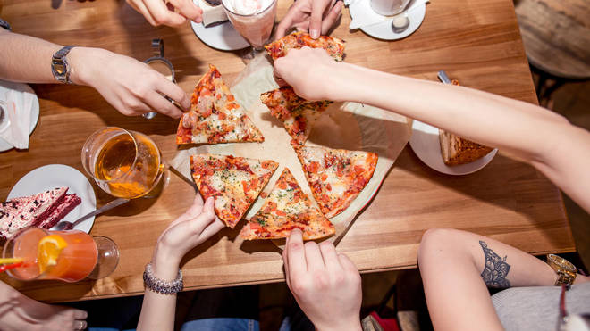 You could get paid to eat pizza