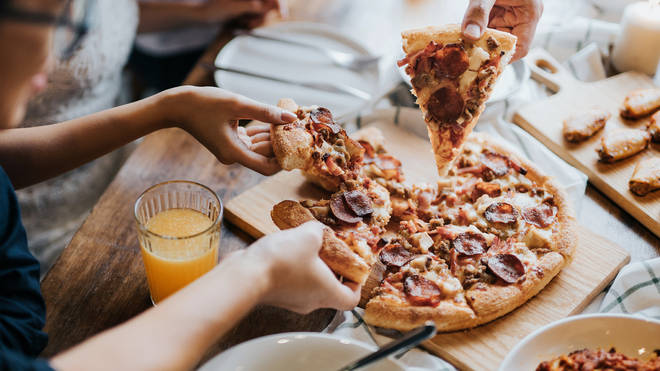 You could get paid £5,000 to taste pizza