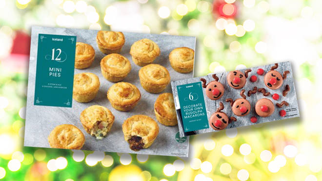 Christmas Party Food Deals From Tesco Iceland Sainsburys