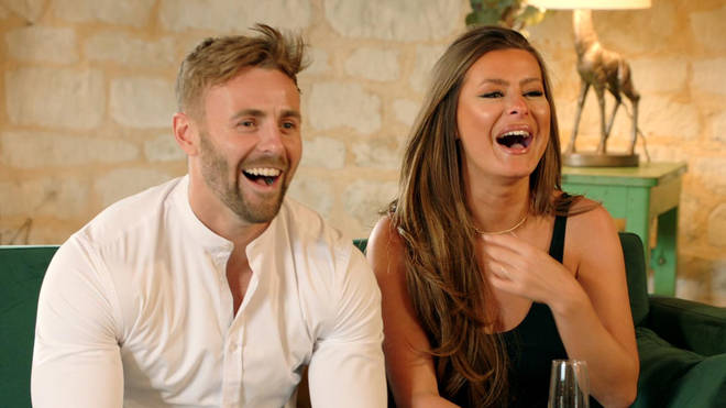 Tayah and Adam were matched on Married at First Sight UK