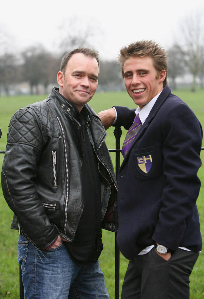 Todd Carty starred as Tucker in Grange Hill