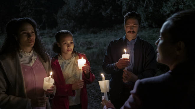 Midnight Mass is streaming on Netflix now